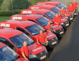 Herling Service Team