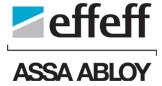Logo effeff Assa Abloy Partner für Schließtechnik in Köln