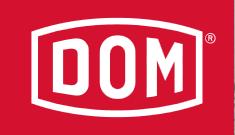 Logo Partner DOM für Schließanlagen